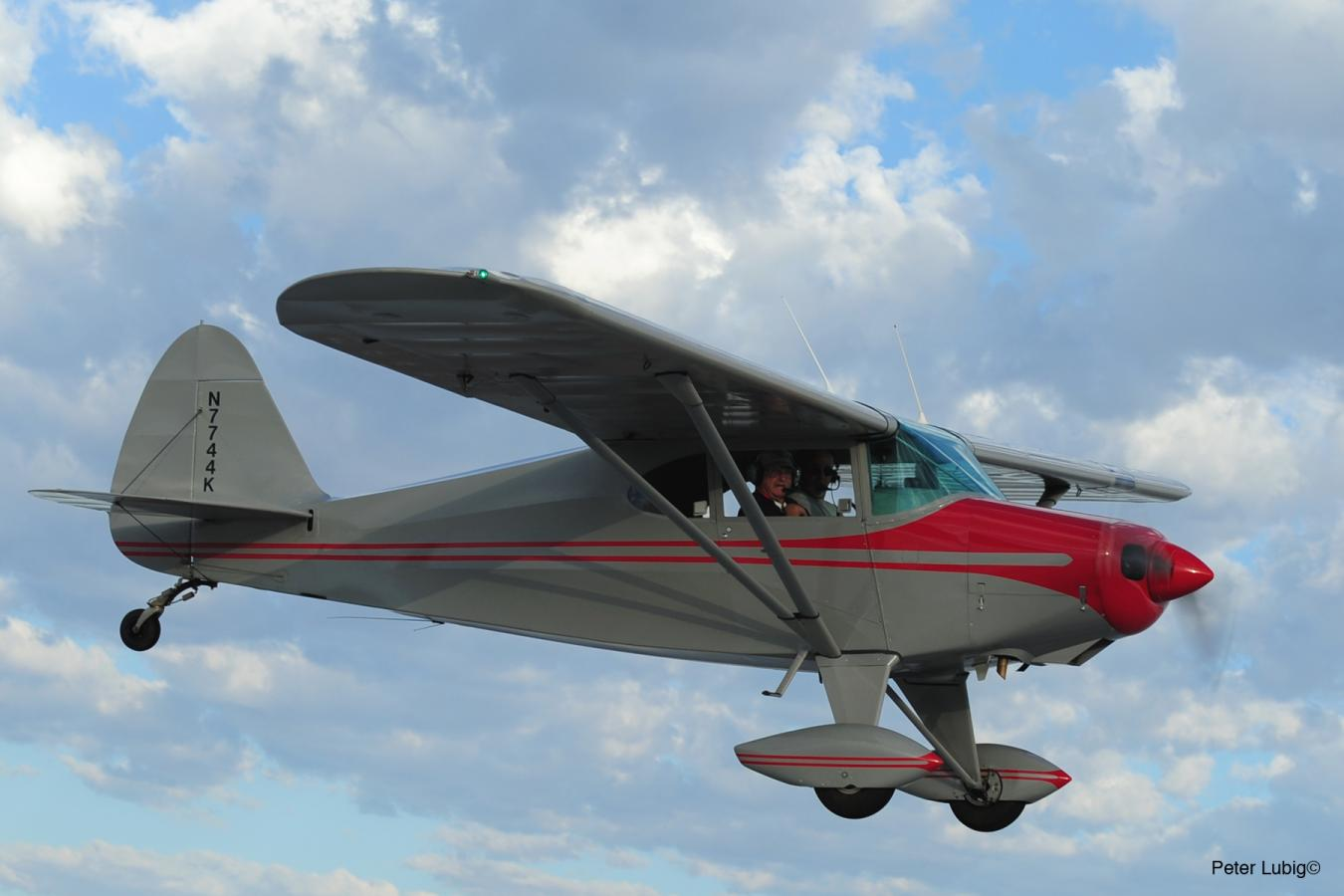 For Sale - Piper PA-22/20 Pacer